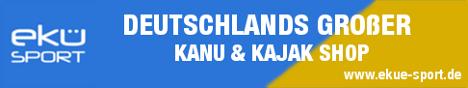 EKÜ-Sport - Deutschlands größtes Kanu und Kajak Spezialgeschäft