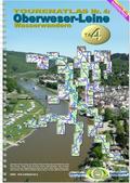 Titelblatt vom Torenatlas TA4 - Oberweser-Leine