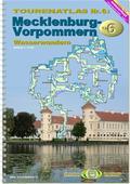 Titelblatt vom Touren-Atlas TA6