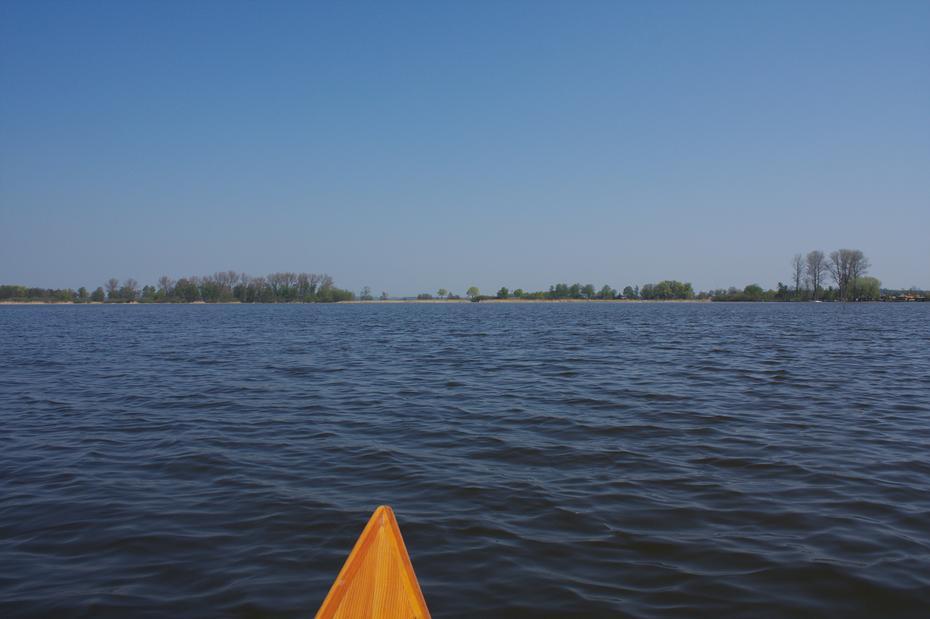 auf dem Bützower See