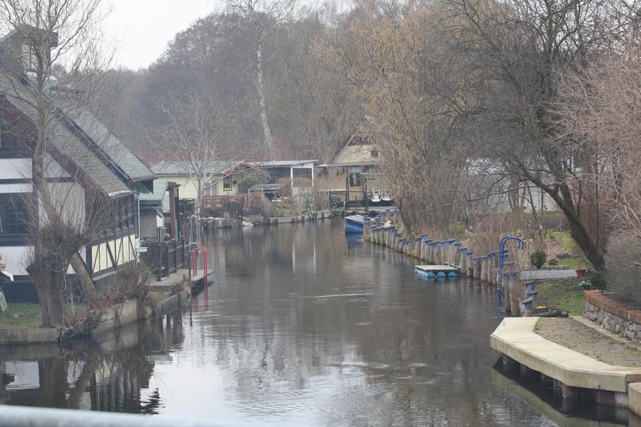 Warnow, Zufluß zum Bützower See