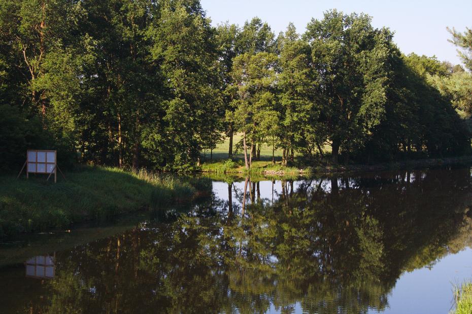Oder-Spree-Kanal, Einmündung der Drahendorfer Spree