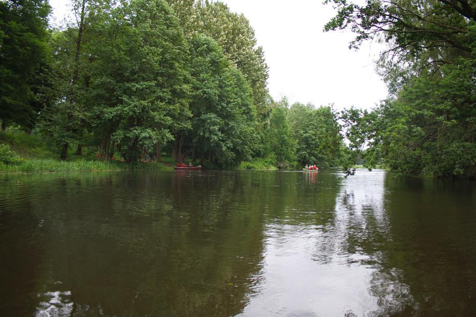 Drahendorfer Spree unterhalb Neubrück