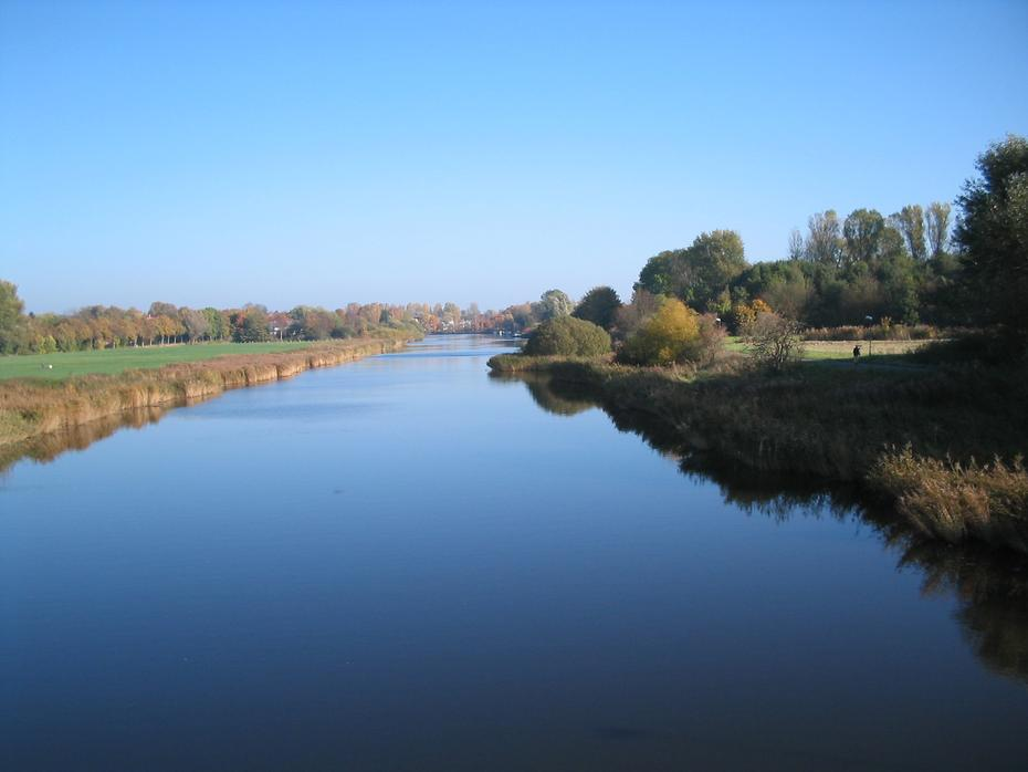 Eider Fluss