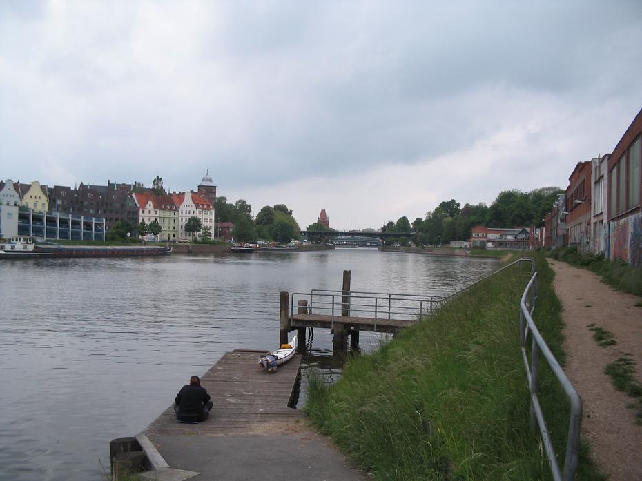 Kanaltrave / Klughafen