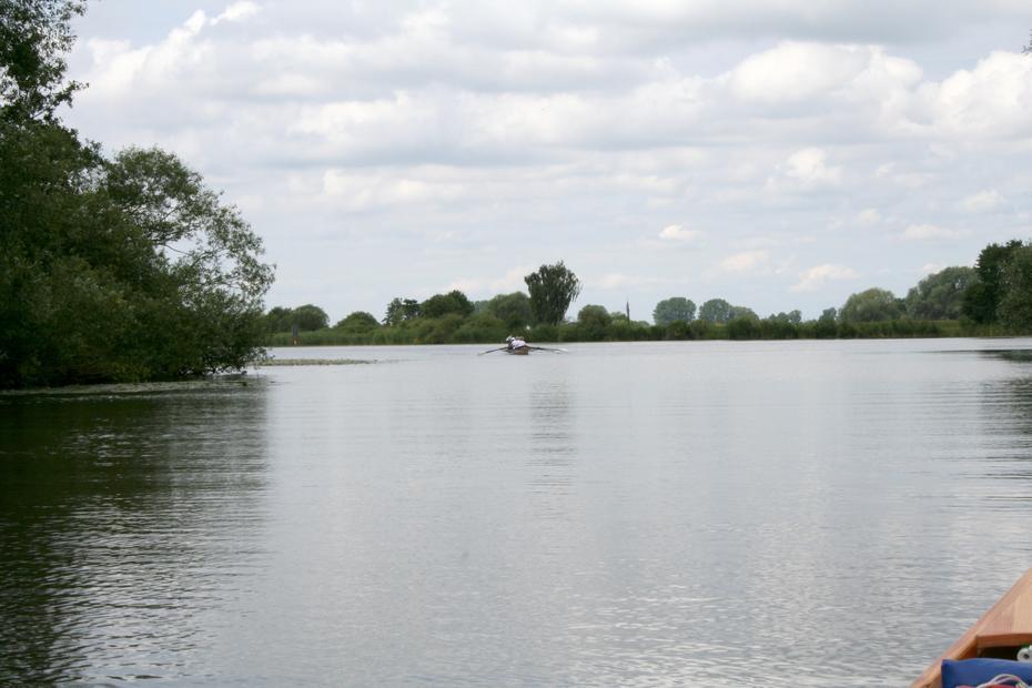 Havel durch den Trebelsee