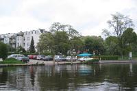 Wakenitz Einsetzstelle Moltkebrücke