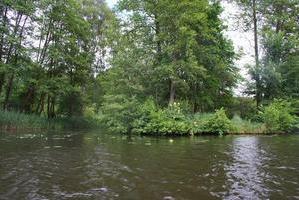 Oder-Spree-Kanal hinter Fürstenwalde