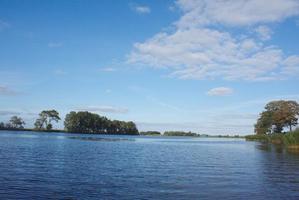 Eider, Wasserskistrecke vor Nordfeld
