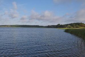 Tempziner See in Blankenberg