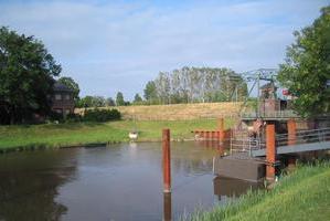 Stör - Wilsterau, Schleuse Kasenort