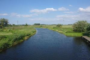 Tollense beim Wasserwanderrastplatz Sanzkow