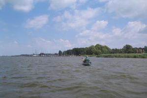 Schlei, Yachthafen Haddeby