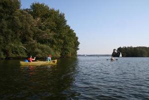 Großer Plöner See - Rundfahrt
