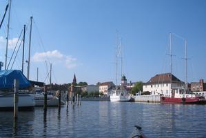 Hafen Ueckermünde