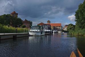 Bootshafen von Neustadt-Glewe