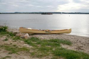 Schlei, Strand bei Burg