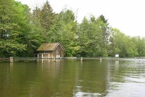 Wakenitz, Bootshaus Wasserwerk