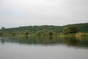 Die Oder bei Bielinek