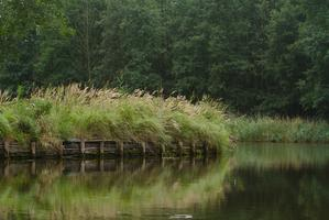 Havel unterhalb der Schleuse Zaaren