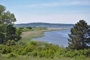 Kummerower See, Bucht bei Sommersdorf