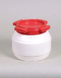Weithalstonnen, rund - 3,6 Liter