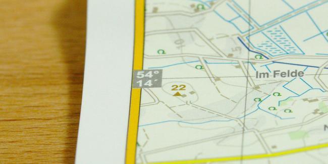 GPS Nutzung